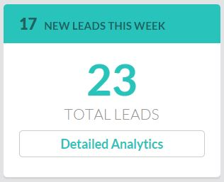 New leads generated on auto-pilot