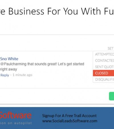 Running you Business lead generation while you sleep
